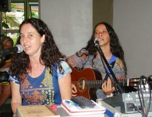 As professoras Mônica Botafogo e Patrícia Araújo foram as responsáveis pela trilha sonora