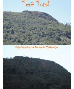 Vista traseira da Pedra da Tartauga em Teresópolis
