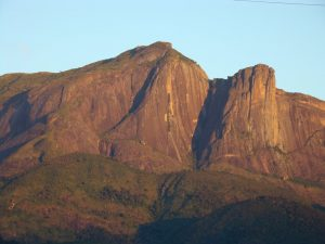 Morro Torres de Bonsucesso em Teresópolis RJ