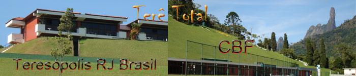 CBF - Confederação Brasileira de Futebol em Teresópolis