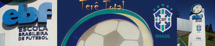 CBF - Uma escola barsileira de futebol - Casa da Seleção Brasileira de Futebol
