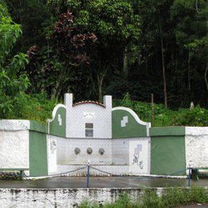 Fonte Amélia , no bairro do Alto, em Teresópolis