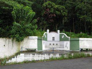 Fonte Amélia em Teresópolis