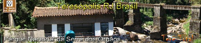 Sede do Parque Nacional da Serra dos Órgãos de Teresópolis