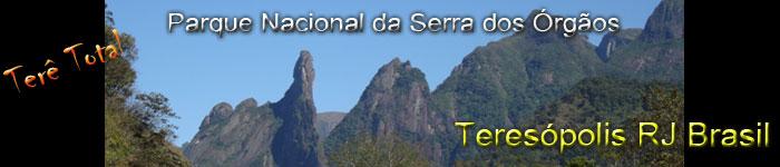 Parque Nacional da Serra dos Órgãos em Teresópolis