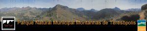 Cadeia de montanhas do Parque Natural Montanhas de Teresópolis