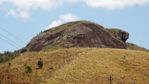 Pedra da Tartaruga em Teresópolis