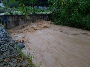 Chuva forte na Posse em 03-01-19 preocupa moradores