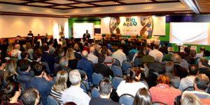 Cerca de 300 empresários participando do 'Rio em Ação'