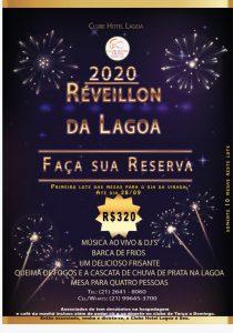 Reveillon em Teresópolis Clube Hotel Lagoa