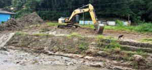Dragagem de trecho do Rio Principe o primeiro a ser atendido pelo Limpa Rio