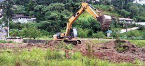 'Limpa Rio' começa pelo Rio Príncipe, na Posse Teresópolis RJ