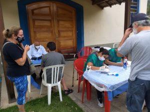 Segunda etapa da ação do Programa de Testagem acontecerá no Parque do Imbuí