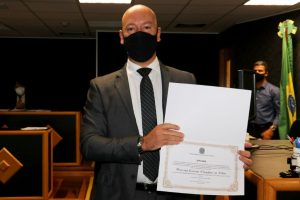 Prefeito Vinicius Claussen é diplomado para mandato 2021 a 2024 em Teresópolis