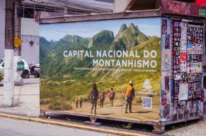 Projeto 'Bancas Postais': Teresópolis divulga atrativos e promove o turismo responsável durante a pandemia