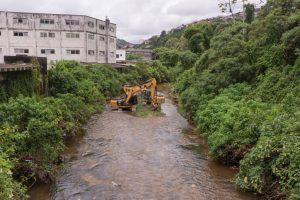 Nova etapa do programa estadual 'Limpa Rio' começa em Teresópolis