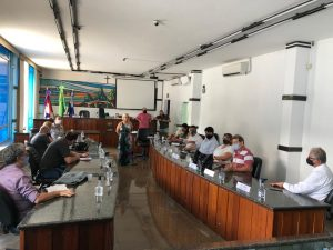 Reunião na Câmara Municipal de Teresópolis debate a violência contra a mulher