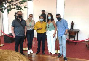 Secretaria de Cultura de Teresópolis busca parceria do Governo do Estado para recuperação de bens tombados pelo Inepac