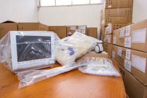 Teresópolis recebe mais 20 ventiladores  pulmonares do Ministério da Saúde