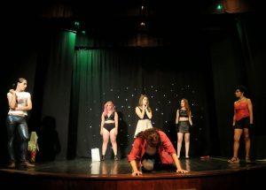 Talentos da casa Teatro Adulto Ayrton Rebello Foto Roberto Ferreira (arquivo)