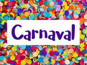Serviço - funcionamento dos órgãos públicos municipais no Carnaval