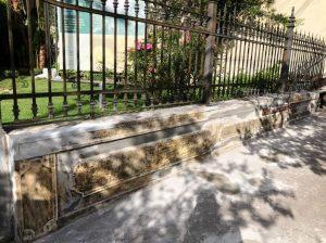 Casa da Memória Arthur Dalmasso recebe reparos de manutenção