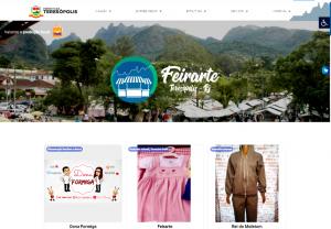 'Feirarte Virtual' plataforma gratuita - Teresópolis RJ