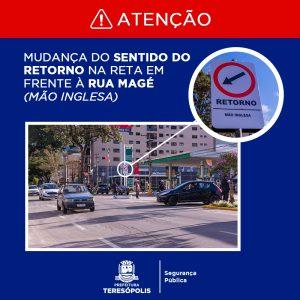 Av Feliciano Sodré, na Reta, têm mudança no trânsito