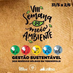 Semana do Meio Ambiente em Teresópolis 2021