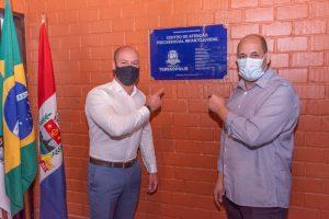 Nova sede do Capsi é inaugurada em Teresópolis