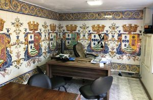 Azulejos da Beneficência Portuguesa