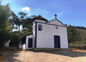 Capela de Santa Rita Teresópolis RJ