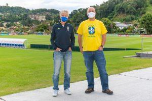'Gol do Brasil' em Teresópolis
