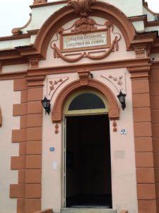 Portal do Colégio Estadual Euclydes da Cunha