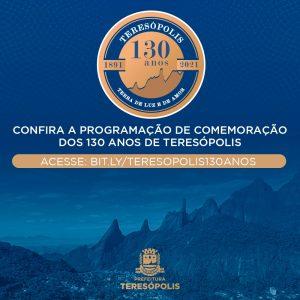 Teresópolis 130 anos – Aniversário da Cidade