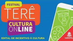 Secretaria de Cultura abre inscrições para dois concursos de projetos artísticos