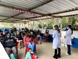 Ação saúde em Teresópolis
