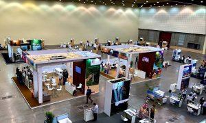 Teresópolis divulga atrativos na 48ª ABAV Expo, maior feira de turismo das Américas