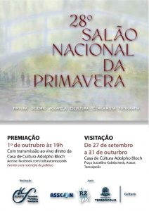 28º Salão Nacional da Primavera Teresópolis